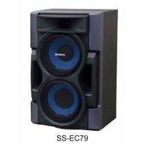 Caixas De Som Sony Ss-ec79 190w Par Original Nova Lacrada