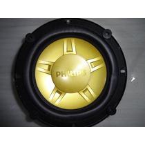 Auto Falante Do Áudio Philips 8 Polegadas Jz8-50h 150w