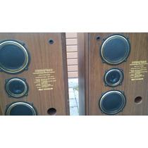 Par De Caixas Acústica Cygnus Havy-230