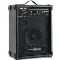 Caixa De Som Frahm Amplificada Ca-150 Usb Sd Fm + Controle !