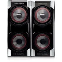 Caixas De Som Original Philips Fwm996/78 - Par - 3r