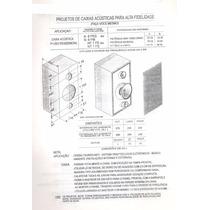 Kit 400 Projetos Caixas Som Sub Grave Grave E Line Array