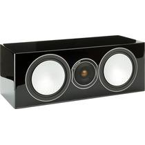 Monitor Audio Silver C - Caixa Central 150w Preto Laqueado