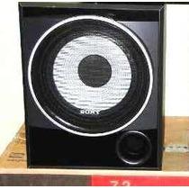 Caixa Ativa Sony Muteki 7600 Adaptado