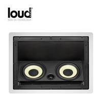 Caixa Loud Lht 80 - Caixa Angulada De Embutir No Teto