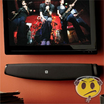 Caixa Barra Jbl Sb100 Home Theater Soundbar Som P/ Tv