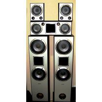 Vendo Kit 05 Caixas Sony Muteki 1500 165w Cada