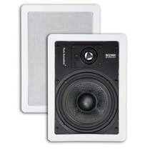 Pure Acoustics Bq360 - Caixa De Embutir 2 Vias/ 180w (par)