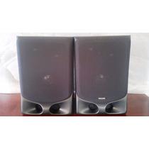 Par De Caixas Acústicas De Som Philips Fb-440