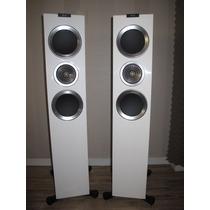 R700 Caixa Kef R700 Par Branca Klipsch Bose B&w Tannoy
