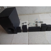Caixas Acústicas Do Home Theater Samsung Modelo Ht-e550k/zd