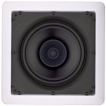 Kit Com 8 Cx Loud Sq6 Pa Acústica Som Embutir 30 Wrms