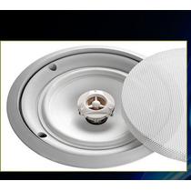 Caixa Embutir Gesso Bsa Redonda Cxc6r Home Som Ambiente 60w
