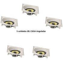 Kit Caixas Jbl Ci6sa 5 Unidades Embutir Teto Gesso Home