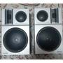 Par De Caixas Acústicas Polivox Pa-850