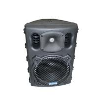 Caixa De Som Amplificada Csr 2500a 100w Ativa Usb Mp3 Sd Mmc