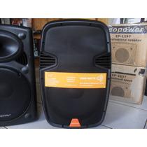 Cx Ativa 25000 Wats Usb Bluetooth Radio 2 Mic,saida P/passiv