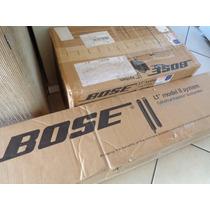 Bose L1 Model Ii (satellite + Double Bass B1 + Tonematch)