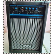Caixa De Som Amplificada Da Oneal Modelo Ocm 100