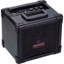 Caixa Multiuso Player 80 20w Rms Bateria Interna E Usb Preta