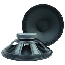 2 Partes De Alto-falante / Woofer 15 Pa / Dj Pro Audio