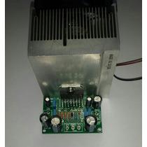 Placa Ativa Para Caixa + Tranformador + Fonte Só Ligar 100w