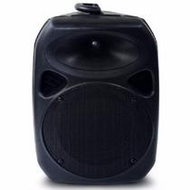Caixa Ativa Jwl Pra-8000 Microfone Sem Fio / Lapela / Usb