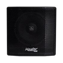 Master Audio Gwa-300 Sub Woofer Ativo 300w - Frete Grátis