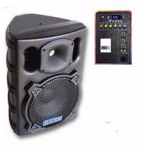 Caixa Acústica Ativa Usb 15 Polegadas 300w Rms Csr 4000ausb