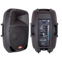 Caixa Acústica Donner Dr 1515 - 15 Ativa C/ Usb / Blueto...