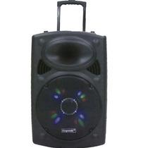 Caixa De Som Falante 15 300w Rms Bluetooth Mic Ep-1905