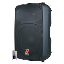 Caixa Ativa Staner Sr315a | 300w Rms | Bivolt | Bluetooth