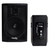 Caixa Som Ativa Amplificada W15 Jbl Usb Bluetooth 300w Rms