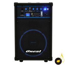 Caixa Amplificada Oneal Ocm 290 Sd/usb - 016419
