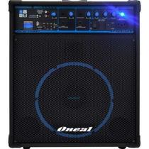Caixa Amplificada Oneal Ocm390 Na Loja Cheiro De Musica !!