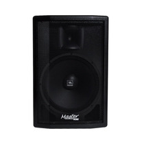 Master Audio W15-300 Bt Caixa Ativa 300w - Frete Grátis