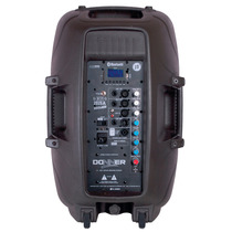 Caixa Acústica Ativa Dr 1515a Bluetooth