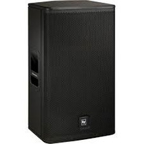 Caixa Electro Voice Elx 115 P, Gratis Tripe, Capa Elx115