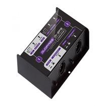 Caixa Waldman Direta Para Ligar Instrumentos Musicais Di 2ps