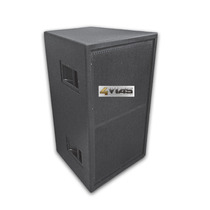 Caixa 2x18 Sb850 Snake Hpx2180 2000watts Rms 20mm Loja 4vias