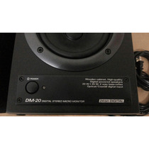 Roland Dm-20 Monitor Studio Ampl. Stereo