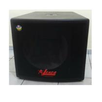 Gabinete Acústico Leacs Lcw 118 P/ Falante 18