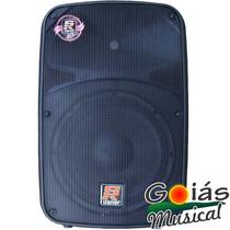 Caixa Ativa Staner Sem Fio, Usb Bluetooth Sr212a 200w Rms