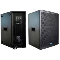 Caixa Som Ativa Amplificada Usb Ca1200 250 Watts Rms 2 Vias