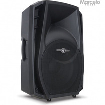 Caixa De Som Ativa Acústica Frahm Ps15 Alto-falante 15