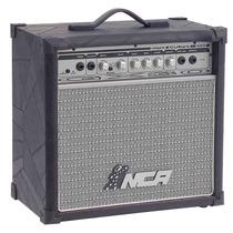 Cubo Amplificador De Guitarra Nca Gx30 30 W Rms C/distorção