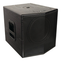 Caixa Acústica Frahm Ativa Ps12 Swa Sub 12 Polegadas 500 Rms