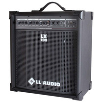 Caixa Amplificada Multiuso Ll Lx100 Com Usb - 25 Watts