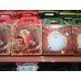 Caixinha De Papelão Para Presente Tema Natal Kit Com 5 Ud