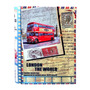 Book Box London The World Em Metal